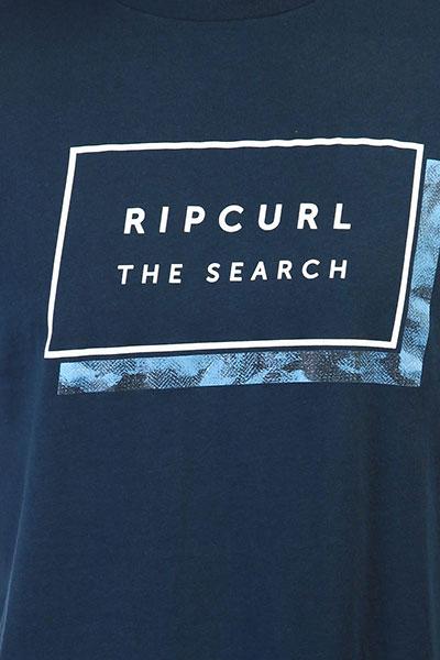 Футболка Rip Curl Pro Model Ss Tee Navy