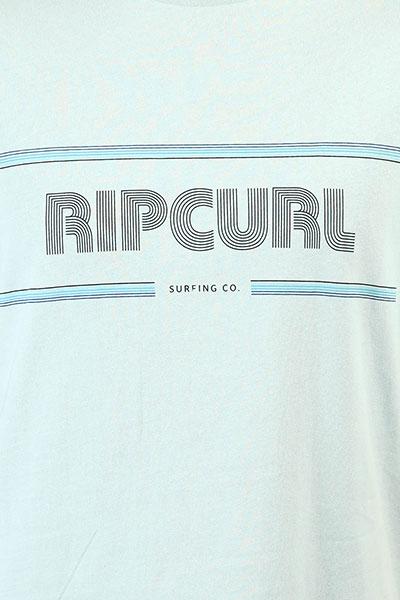 Футболка Rip Curl Mama Strokes Ss Tee Light Blue