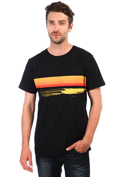 Футболка Rip Curl Van Surf Ss Tee Black