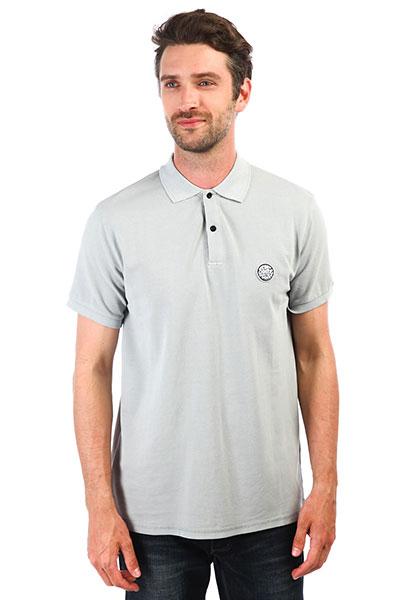 Поло Rip Curl Original Wetty Ss Polo Grey