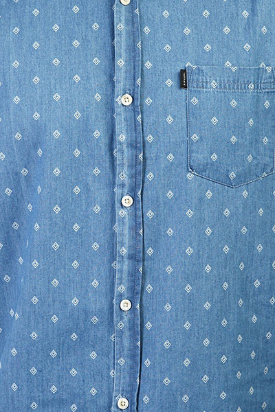 Рубашка Rip Curl Bondi Shirt Blue