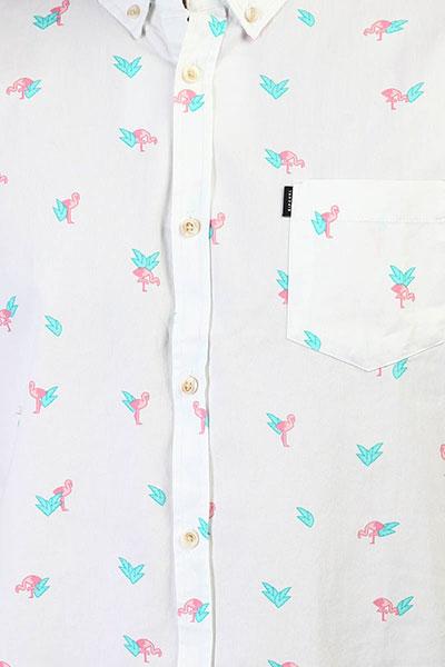 Рубашка Rip Curl Flamingo Shirt Optical White