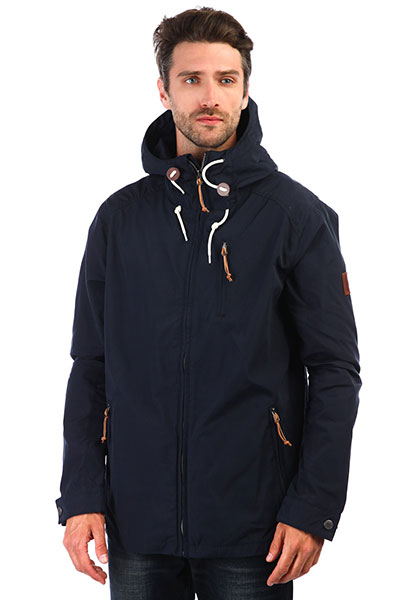 Куртка Rip Curl Wax On Jacket Dark Blue