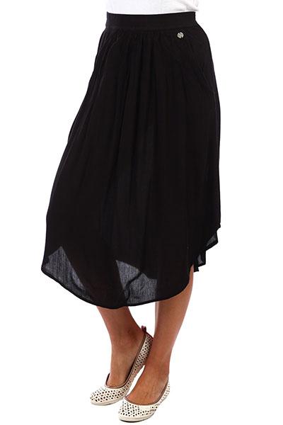 Юбка Rip Curl Kelly Mid Skirt Black