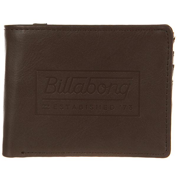 Кошелек Billabong Walled Chocolate1