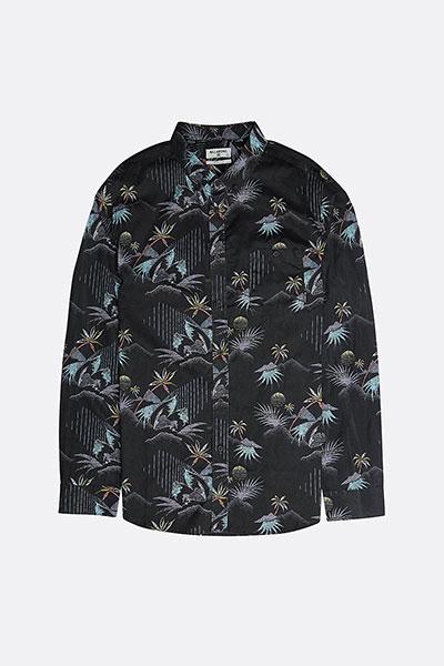 Рубашка Billabong SUNDAYS FLORAL LS