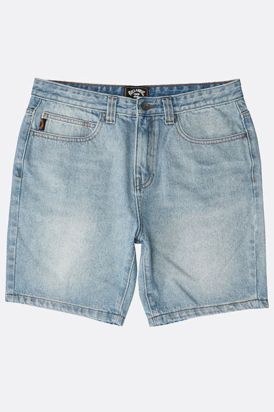 Шорты Billabong FIFTY WALKSHORT INDIGO BLEACH