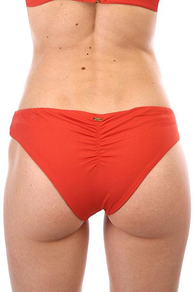 Женские плавки Rip Curl Premium Surf Essentials Cheeky Pant Rust