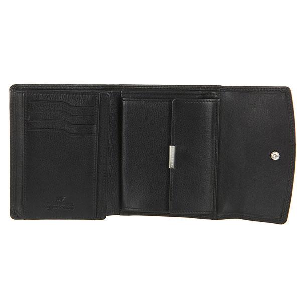 Кошелек женский Braun Buffel Golf 2.0 Wallet M 8cs Черный