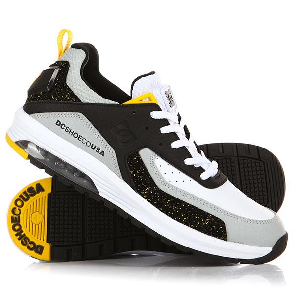 Кроссовки DC Vandium Se Black/Grey/Yellow