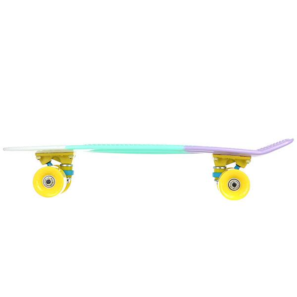Скейт мини круизер Пластборды Bitter 2 Multi 6 x 22 (55.9 см)