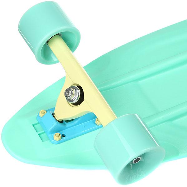 Лонгборд Пластборды Mint 3 Light Blue 9.25 x 36 (91.4 см)
