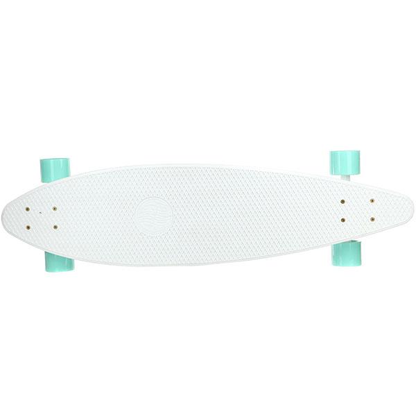Лонгборд Пластборды Snow 1 White 9.25 x 36 (91.4 см)