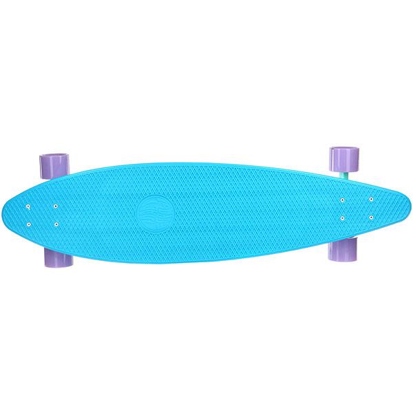Лонгборд Пластборды Steam 1 Blue 9.25 x 36 (91.4 см)