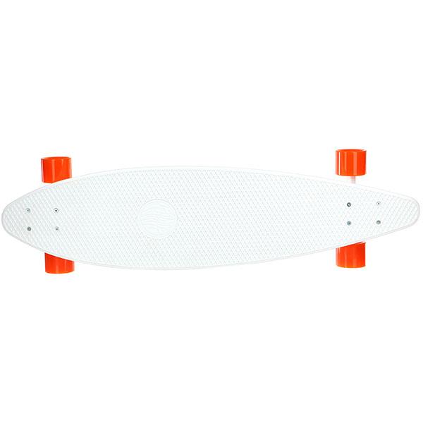 Лонгборд Пластборды Snow 2 White 9.5 x 36 (91.4 см)