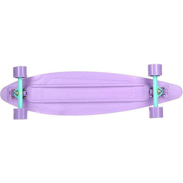 Лонгборд Пластборды Gum 1 Purple 9.5 x 36 (91.4 см)