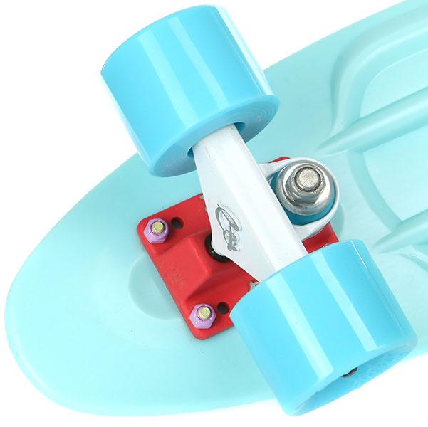 Скейт мини круизер Пластборды Goi 2 Light Blue 6 x 22 (55.9 см)