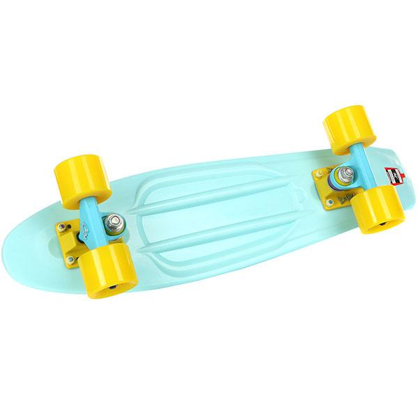 Скейт мини круизер Пластборды Goi 9 Light Blue 6 x 22 (55.9 см)