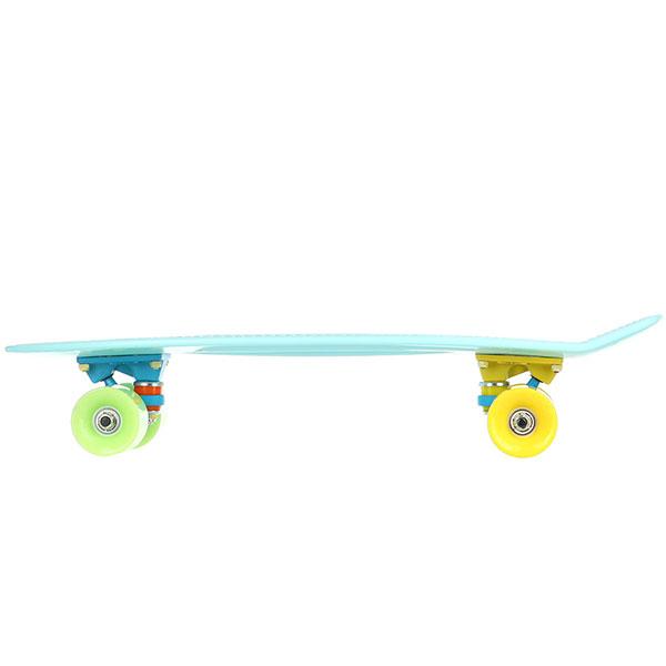Скейт мини круизер Пластборды Goi 3 Light Blue 6 x 22 (55.9 см)