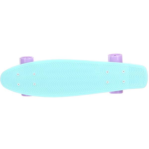 Скейт мини круизер Пластборды Goi 1 Light Blue 6 x 22 (55.9 см)