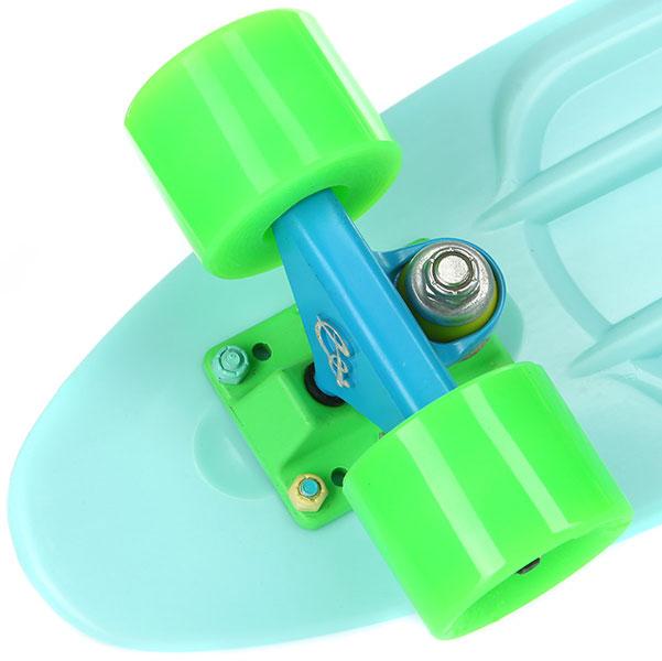 Скейт мини круизер Пластборды Goi 8 Light Blue 6 x 22 (55.9 см)