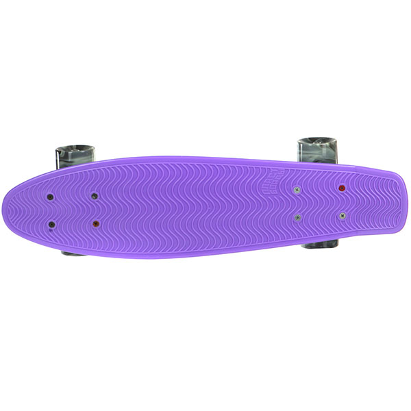 Скейт мини круизер Пластборды Wild 5 Purple 6 x 22 (55.9 см)