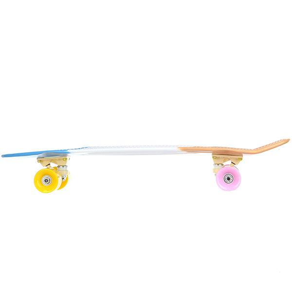 Скейт мини круизер Пластборды Stand 1 Multi 7.5 x 27 (68.5 см)