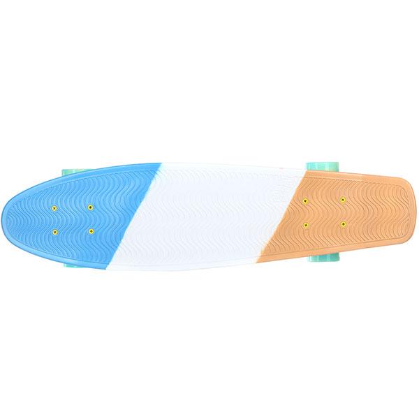 Скейт мини круизер Пластборды Stand 2 Multi 7.5 x 27 (68.5 см)