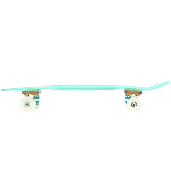 Скейт мини круизер Пластборды Mint 2 Light Blue 7.5 x 27 (68.5 см)