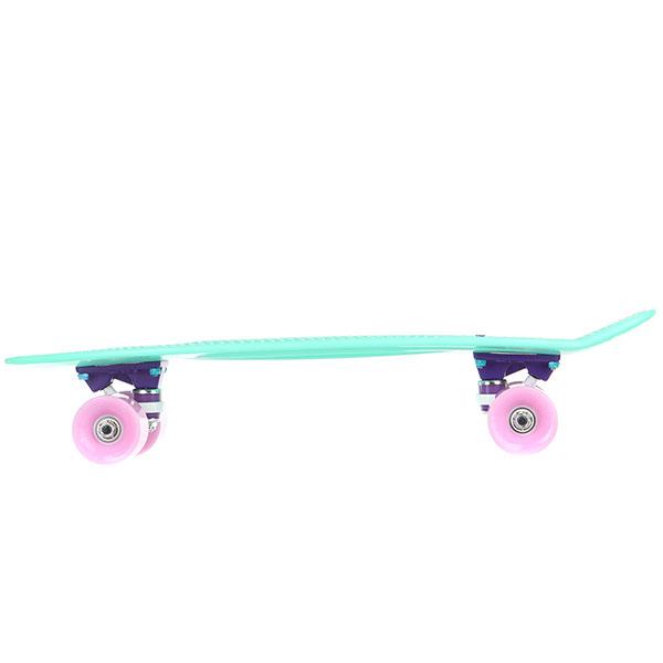 Скейт мини круизер Пластборды Mint 4 Light Blue 6 x 22 (55.9 см)
