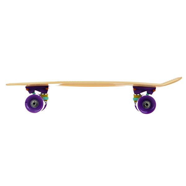 Скейт мини круизер Пластборды Sand 1 Beige 6 x 22 (55.9 см)