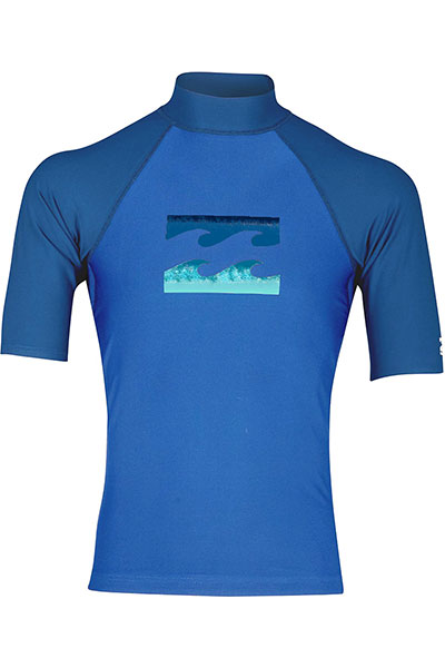 Гидрофутболка Billabong Team Wave Royal