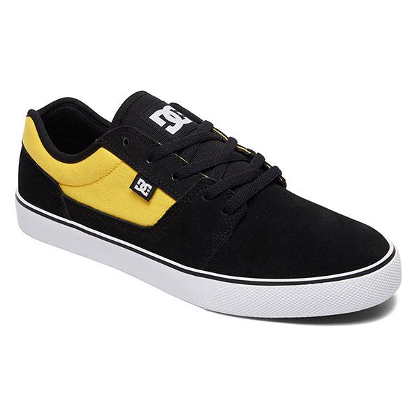 Кеды низкие DC Tonik Black/Yellow