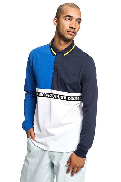 Рубашка поло DC SHOES с длинным рукавом Walkley