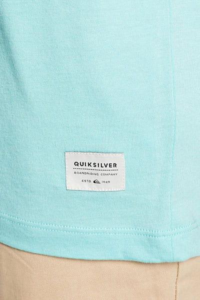 Футболка QUIKSILVER с карманом The Organic