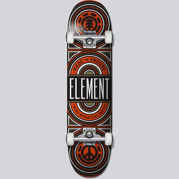 Скейтборд в сборе Element Peace Forum 7.75 Assorted