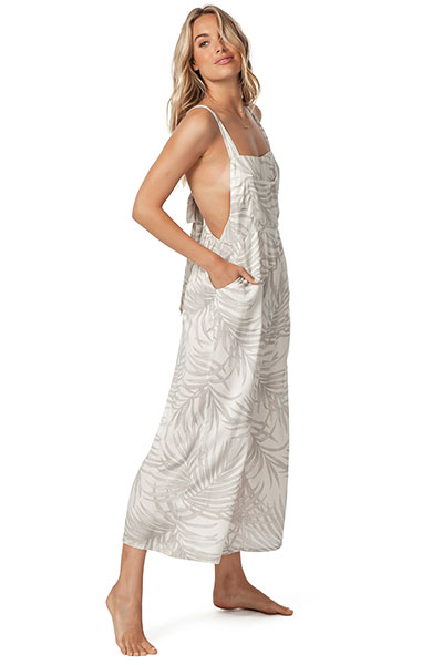 Комбинезон женский Rip Curl Shorelines Jumpsuit 3 Off White