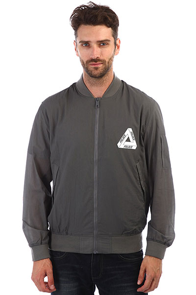 Бомбер Palace Tech Bomber Grey