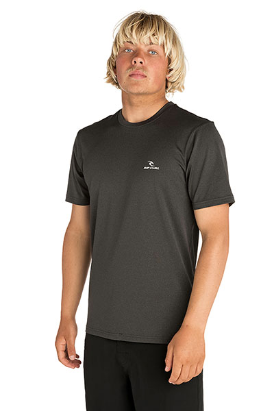 Футболка Rip Curl Search Series Ss Black Marle