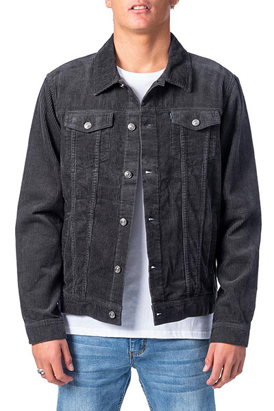 Куртка Rip Curl Og Cord Jacket Washed Black