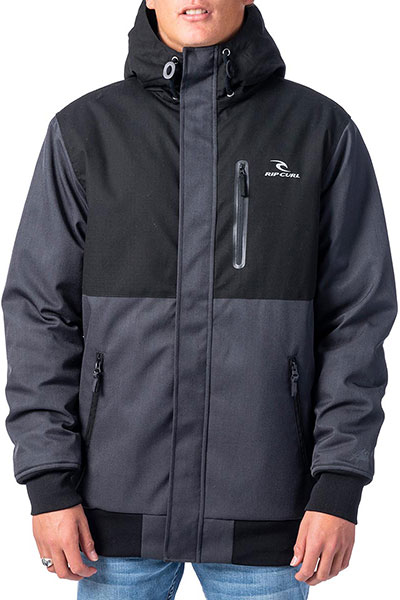 Куртка Rip Curl Sona Anti Series Jacket Washed Black