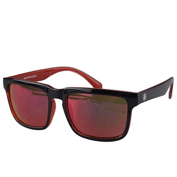 Очки Boardriders Oculos 21 Shiny Black-red/Ml