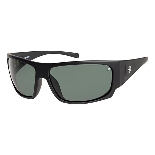 Очки Boardriders Oculos 18p Matte Black/Green Po