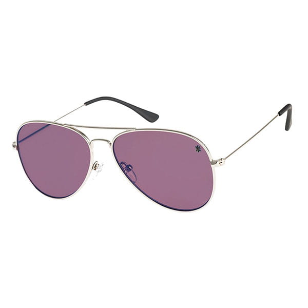 Очки Boardriders Oculos 20 Shiny Silver/Ml Turq