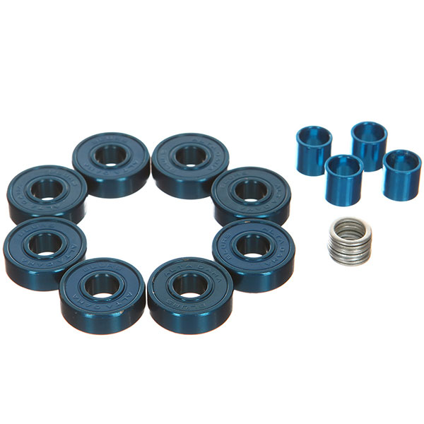 Подшипники Blurs Titanium Blue Multi