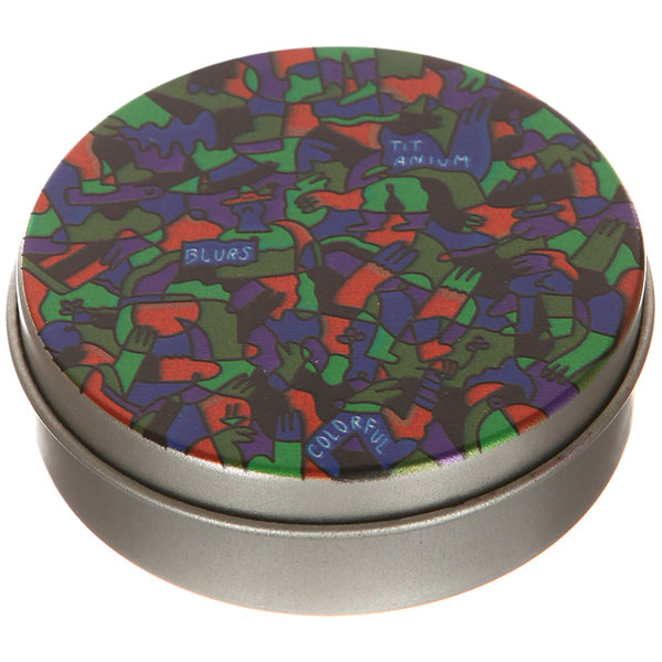 Подшипники Blurs Titanium Colorful Multi