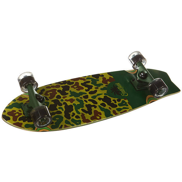 Скейт мини круизер Eastcoast Surfie Green 8.25 x 27 (68.5 см) - 8566 -11
