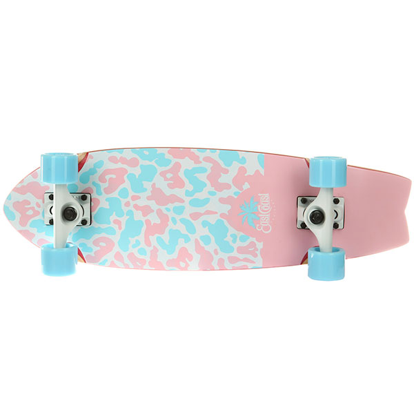 Скейт мини круизер Eastcoast Surfie Coral 8.25 x 27 (68.5 см) - 8566 -15