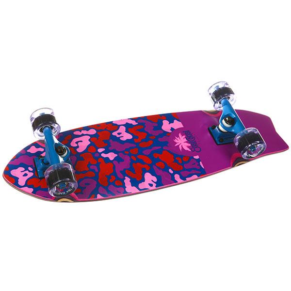 Скейт мини круизер Eastcoast Surfie Purple 8.25 x 27 (68.5 см) - 8566 -18