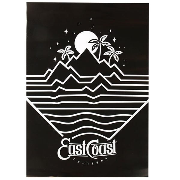 Разное Eastcoast ISLAND A2 Black - 8566 -48